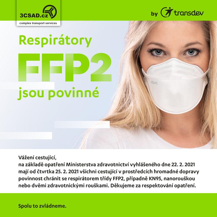 ffp2 povinne