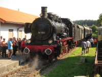 Lokalbahn Endorf – Obing