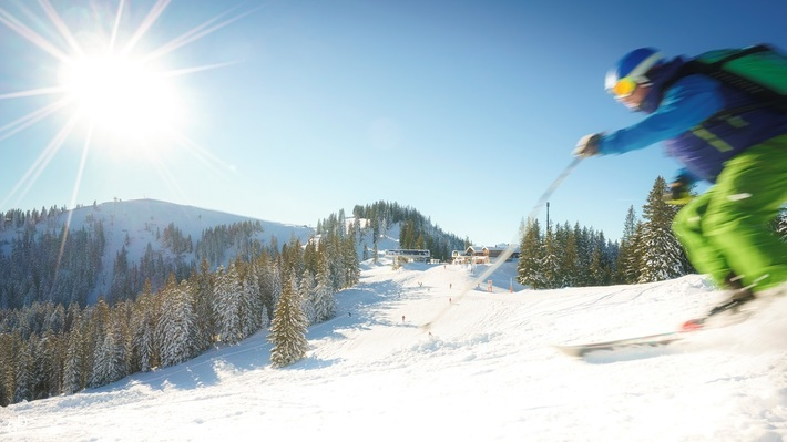 Mit der BOB ins Skigebiet