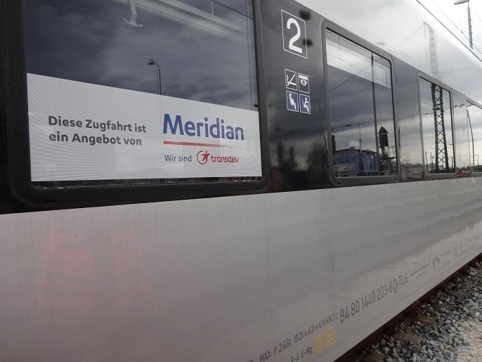 Meridian-Ersatzfahrzeug