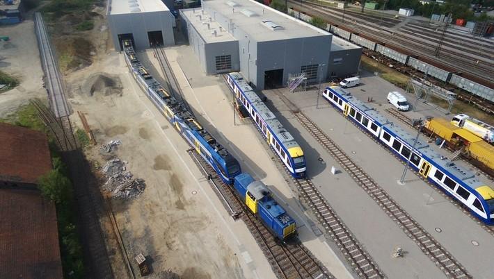 Bahnbetriebswerk Augsburg