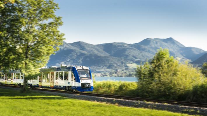 Mit der TegernseeCard die Strecke Tegernsee - Moosrain erkunden