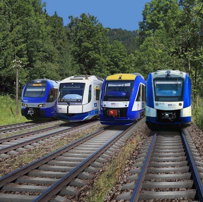 BRB Züge