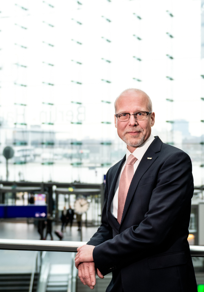 Arnulf Schuchmann ergänzt Geschäftsführungteam der BRB
