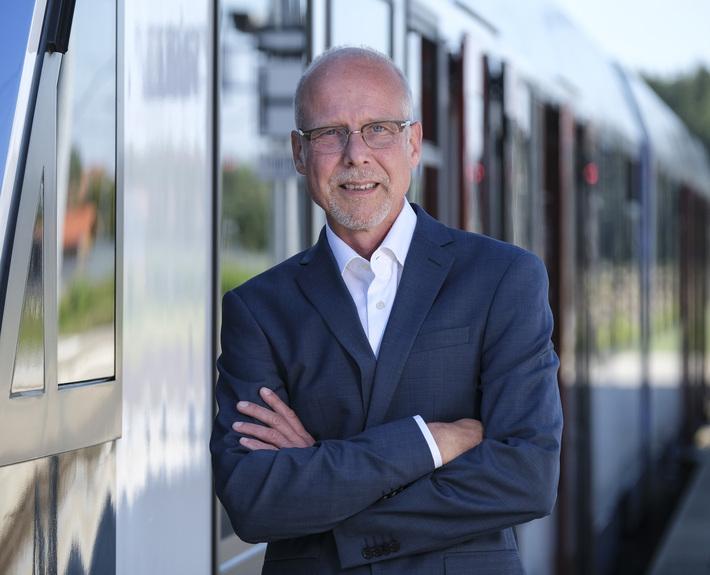 Unser technischer Geschäftsführer Arnulf Schuchmann.