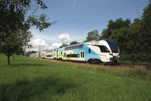 Westbahn von Salzburg nach Wien