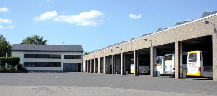 Betriebshof in Altenkirchen