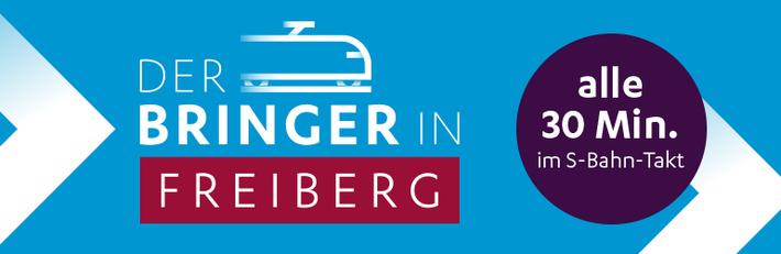 Der Bringer in Freiberg