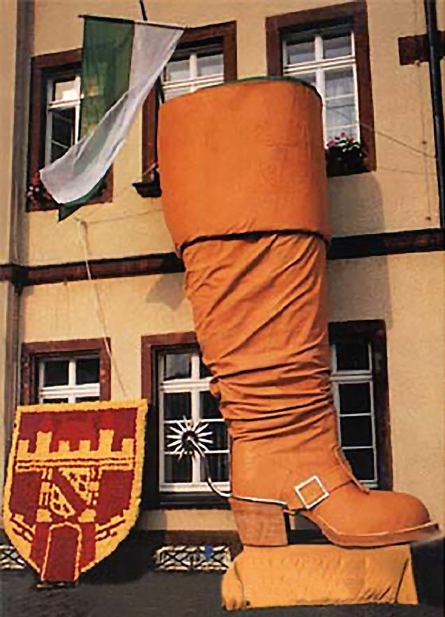 Stiefelmuseum Leisnig