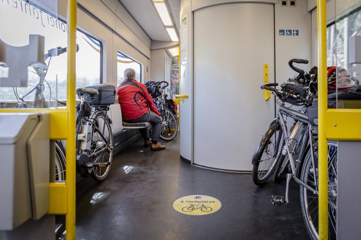 Reisen mit dem Fahrrad