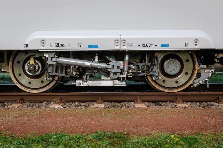 Transregio Werkstätten Fahrzeug