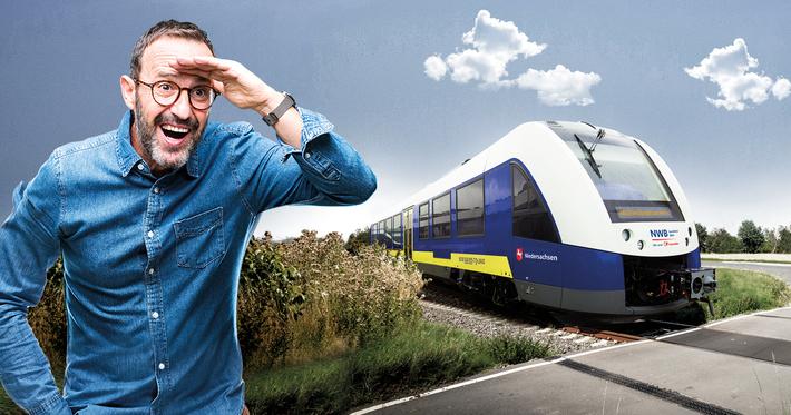 Vier größere Bauphasen kommen noch, bevor ab Anfang April 2020 die Strecke zwischen Oldenburg und Wilhelmshaven wieder befahrbar sein wird.