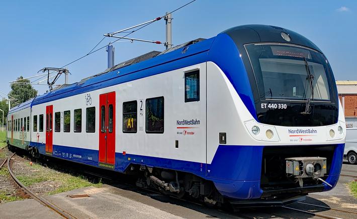 umgebaute Regio-S-Bahn