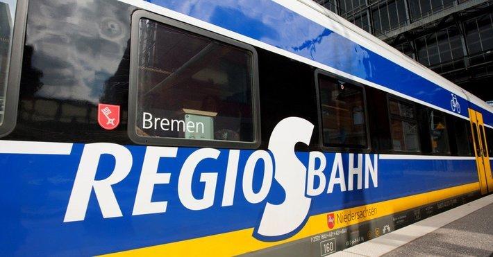Die NordWestBahn wird das Netz der Regio-S-Bahn Bremen/Niedersachsen bis 2036 weiterbetreiben.
