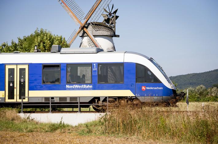 LINT 41 auf der Weser-/Lammtalbahn