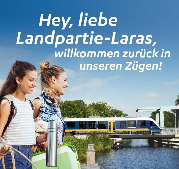 Motiv Landpartie-Laras