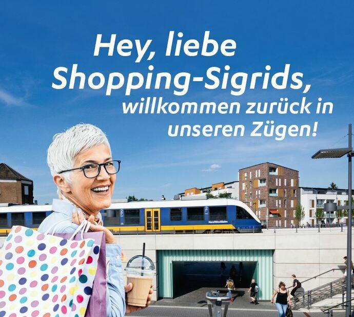 Shopping Sigrid
