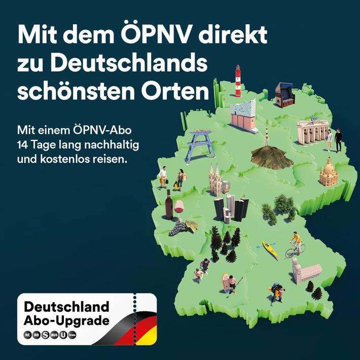 VDV Kampagne Abo-Upgrade