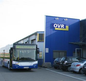 OVR Betriebsgelände Hemmingen