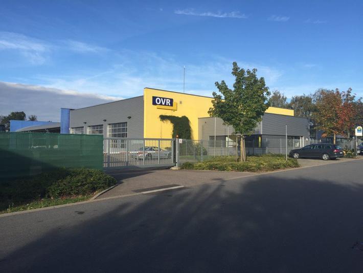 OVR Betriebsgelände Neuenstadt