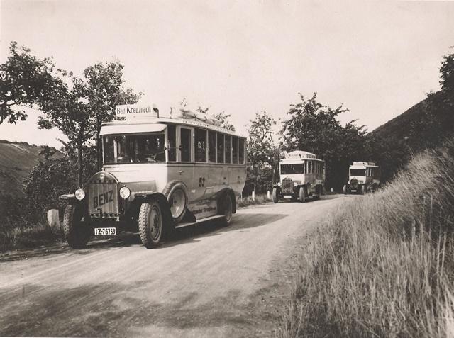 Ausflugfahrt um 1928