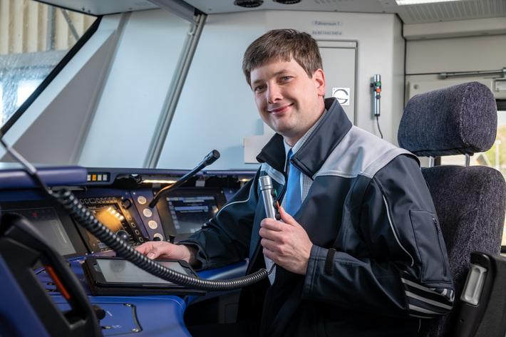 Transdev bietet Jobs für Lokführer.