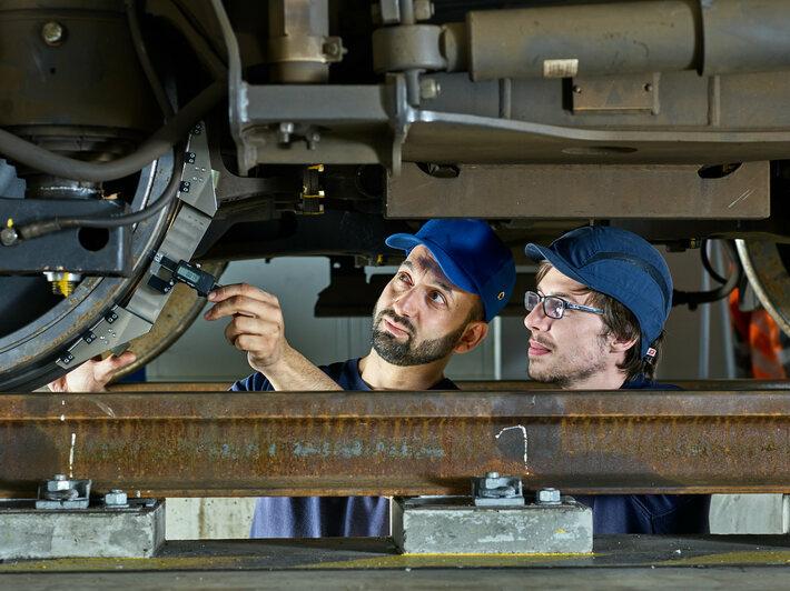 Transdev bietet Jobs für Mechaniker.