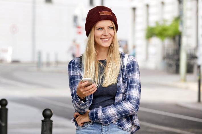 Werkstudenten im Gespräch