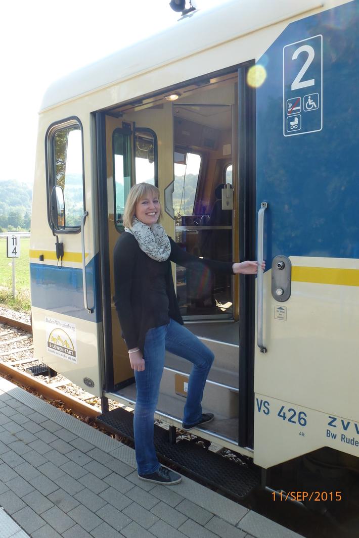 Trainee bei der Württembergischen Eisenbahn-Gesellschaft
