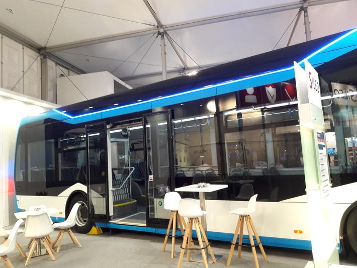 Mobilität der Zukunft - Bus Elektromobilität