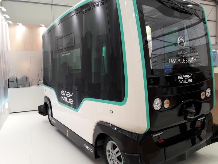Mobilität der Zukunft - Elektrobus