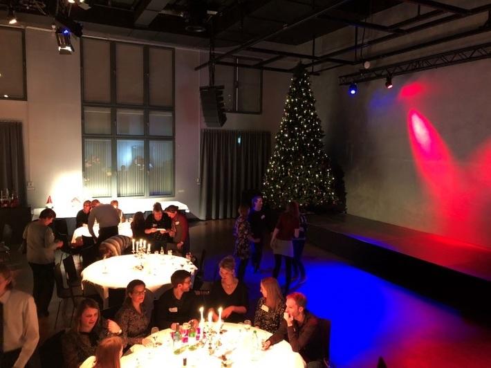 Transdev Weihnachtsfeier 2017