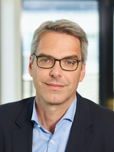 Bild des Geschäftsführers und Sprechers der Geschäftsführung Tobias Heinemann