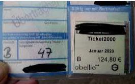 Monatskarte