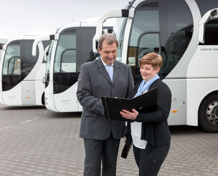 Buslogistik Transdev Shuttle GmbH